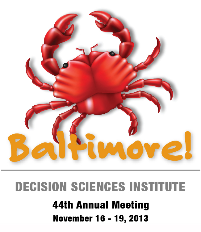 2013 annual meeting of the decision sciences institute
